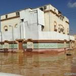 جهود الجمعيات الخيرية في مساعدة الأسر المتضررة نتيجة السيول