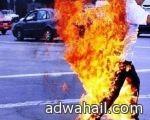مدني بريدة يخمد حريقا بسوق التمور استمر (7) ساعات