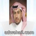 المقدم المديهش يقلد الرائد الدعيع رتبته الجديدة