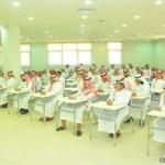 مكتب التربية بموقق يقيم برنامجا لأستقبال المعلمين الجدد