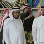 أمير حائل يستقبل مدير التربية والتعليم