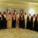 سفير مملكة السويد يزور جامعة نايف العربية