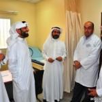 مستشفى خيبر العام  يقيم محاضرة بمناسبة اليوم العالمي للسل