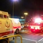 خبر عاجل : خلل فني في أحد الطائرات القادمة الى تبوك يستنفر أمن المطار الان