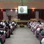 قسم تقنيات التعليم يقيم مهرجانه التاسع بجامعة طيبة