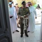 شرطة الشنان بحائل  تلقي القبض على (10) مخالفين ومتسللين
