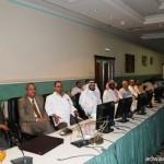 معالي وزير التعليم العالي يستقبل طلاب جامعة المجمعة ويشيد بمخترعاتهم