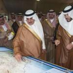 امير تبوك يدشن غدا عددا من مشاريع أمانة منطقة تبوك بتكلفة 1.9مليار ريال سعودي