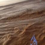 اجتماع طارئ للجان الفرعية بمدني الرياض لمتابعة اضرار الأمطار