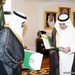 امير منطقة المدينة المنورة:الملك عبدالله حقق ما يصعب حصره لإسعاد المواطن ورفاهيته واستقرار أمنه