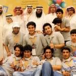 مدير جامعة المجمعة يشكر معالي وزير التعليم العالي لاستقباله طلاب الجامعة المبتكرين