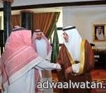 الأمير فهد بن سلطان  يرعى حفل افتتاح يوم المهنة الأول بالمنطقة
