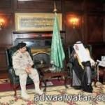 الأمير فهد بن سلطان يلتقى شباب الاعمال بمنطقة تبوك