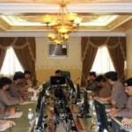 امير منطقة تبوك يتراس اجتماع جمعية برنامج فهد بن سلطان الاجتماعي