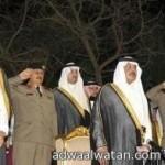 أبناء المرحوم الشيخ خضران بن شويلع يحتفلون بزواج أخيهم رائد
