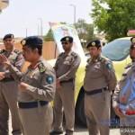 شرطة الرياض تلقى القبض على 5 جناة ارتكبوا 31 جريمة