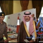 وزير الداخلية يستقبل مدير عام السجون السابق والمدير العام المُعين