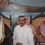 الشاب محمد  سعد  يحتفل بزواجة
