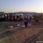 تصريح صحفي بشأن حضور عدد من المواطنين للإمارة بمنطقة تبوك