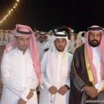 جناح آثار الشويمس المصاحب لمعرض روائع أثار المملكة بكارنيجي ينال اعجاب السفير السعودي الجبير