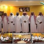 امير الباحة يستقبل أمين عام هيئة الإغاثة الإسلامية العالمية