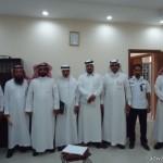الدكتور النخيلان زود هيئة مكافحة الفساد بوثائق مخالفات صحة حائل