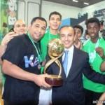 النجم السعودي يزيد الراجحي يحقق المركز الخامس في اول مشاركة له بعد عودته من الإصابة