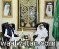 وزير الشئون الدينية بجمهورية باكستان يزور المؤسسة الأهلية للإدلاء بالمدينة المنورة