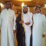 خادم الحرمين الشريفين يستقبل في قصر الصفا بمكة المكرمة المهنئين بعيد الفطر المبارك