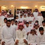 سمو أمير المدينة المنورة يشارك أهالي المدينة فرحتهم بالعيد المبارك