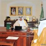 الأمير فهد بن سلطان يترأس غدا اجتماعا استعدادا للإحتفاء باليوم الوطني