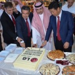 الأمير فهد بن سلطان  يستقبل معالي مدير جامعة تبوك